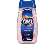 TUMS ULTRA STRENGTH 1000 ANTIACIDO 265 MASTICABLES BERRIES